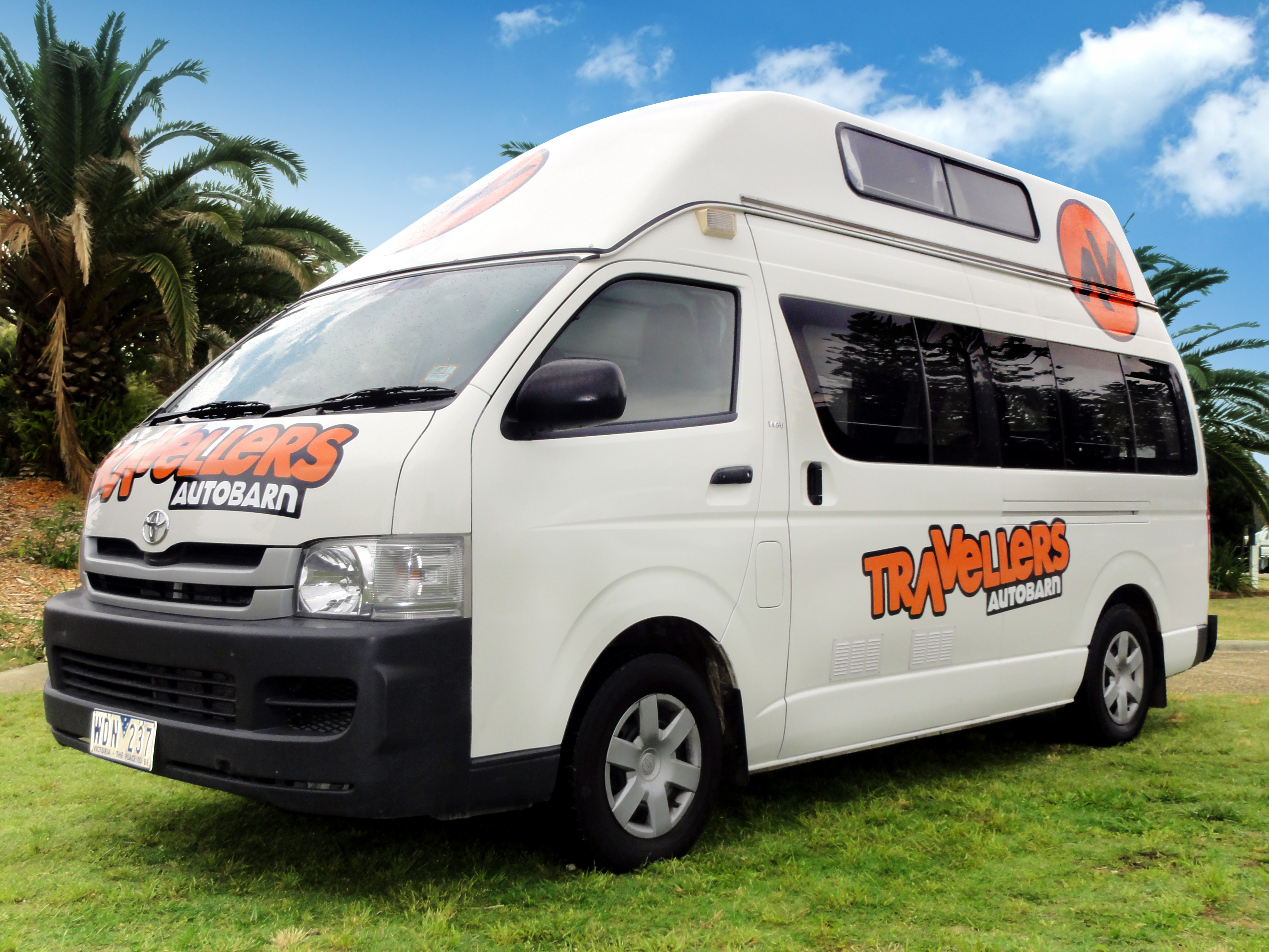 Introducing our Hi5 Camper - Travellers Autobarn