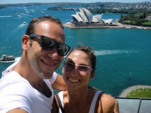 Part 2: Un australianno – Laura & Philip from bella Italia buying a car from Travellers Auto Barn