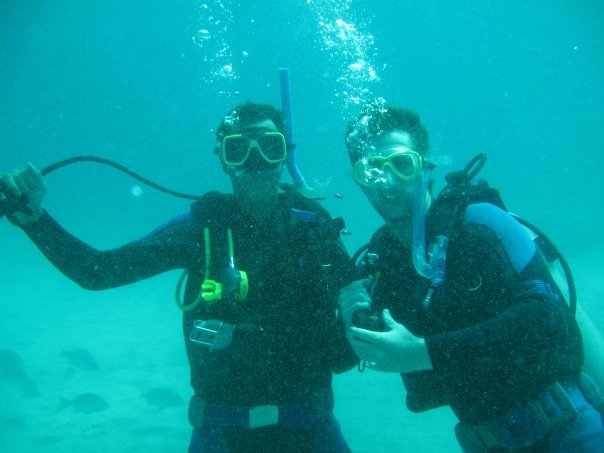 Behind the scenes at tab an interview with adam m local - Ningaloo reef dive ...
