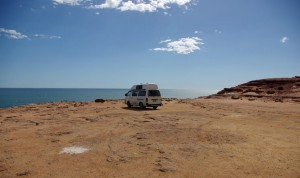 Roadtrippin' on a budget for 12 months - Toyota Hiace Hitops are the way to go