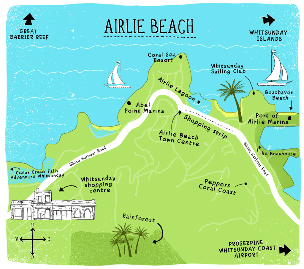 Roadtripping From Brisbane To Airlie Beach Travellers