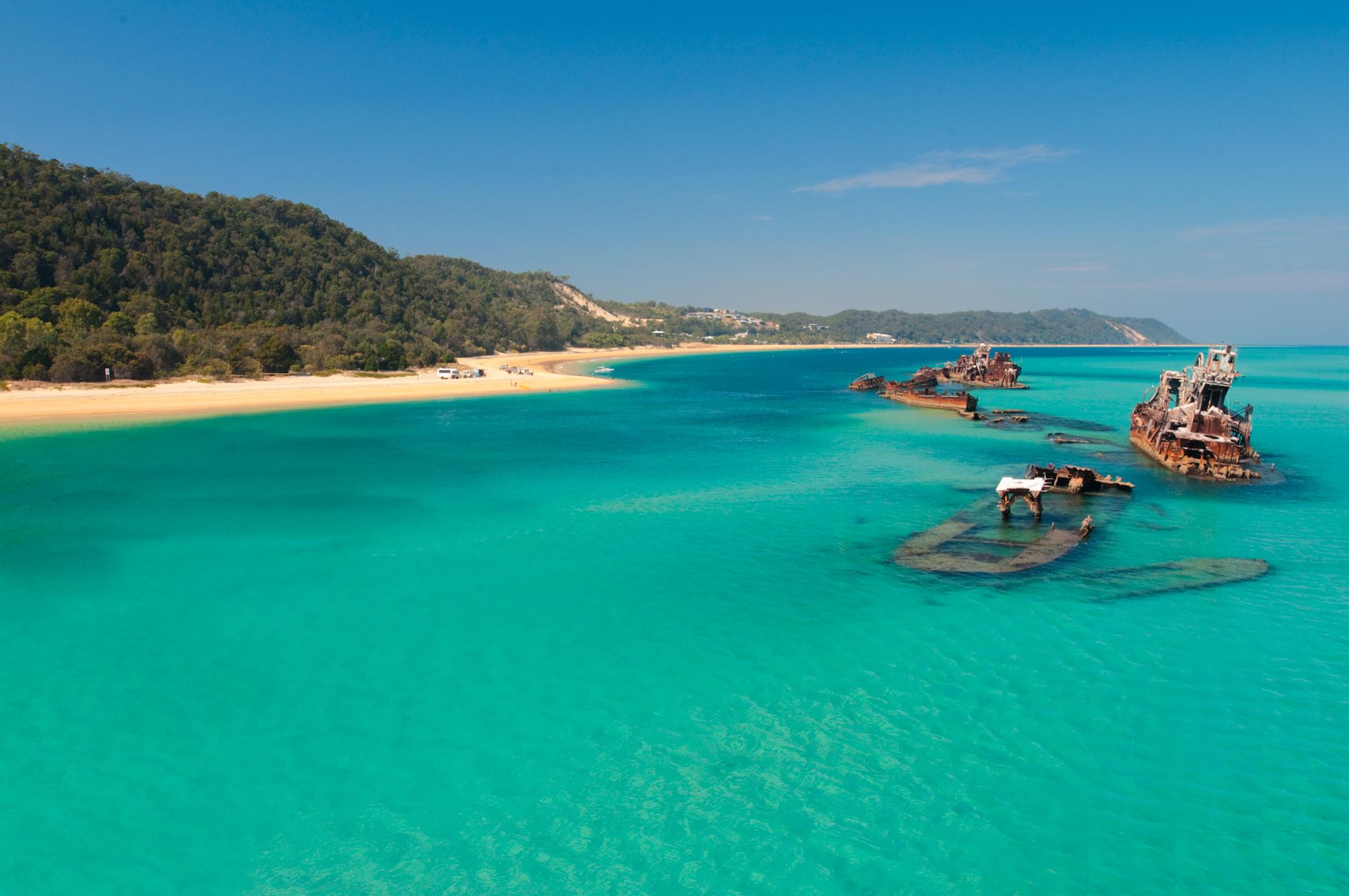 Brisbane Airlie Beach Road Trip Travellers Autobarn