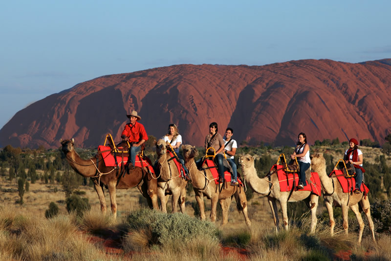 SelfDrive Adventure Red Centre Travellers Autobarn - Australian tours