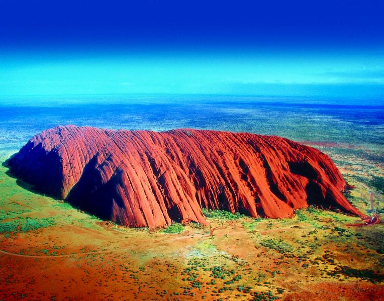 5-7 days around the Red Centre - a self-drive adventure