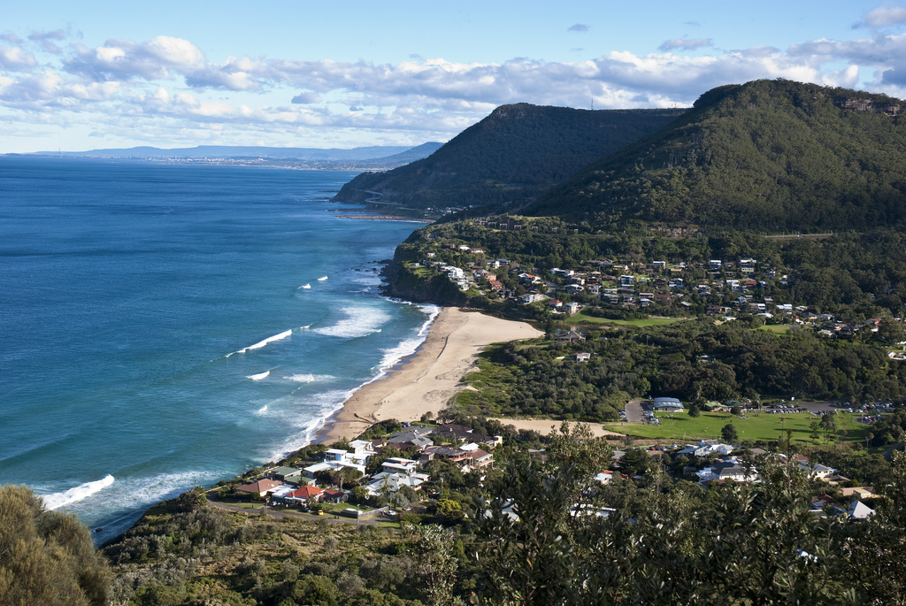 The view from Stanwell Tops