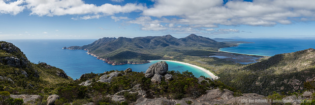 The Island state that is... Tasmania
