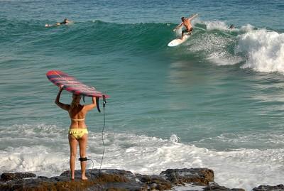 Australia's 5 best surfing spots!