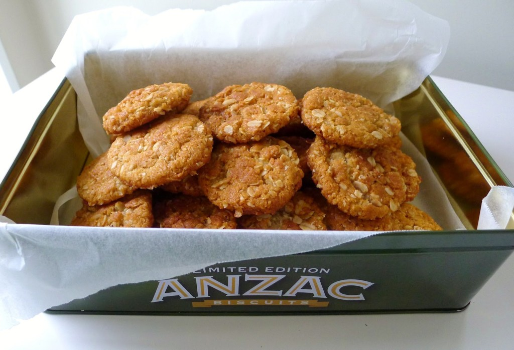 Anzac Biscuits photo source Simple Green Frugal