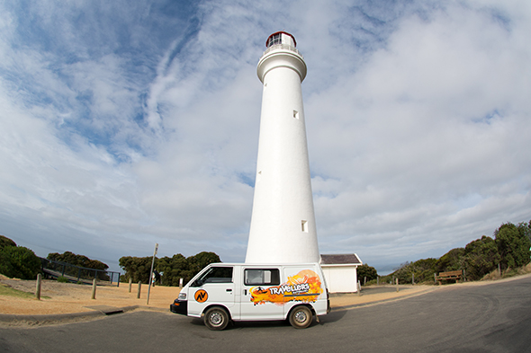 Melbourne to Sydney Road Trip – Best Places to Park Your Campervan