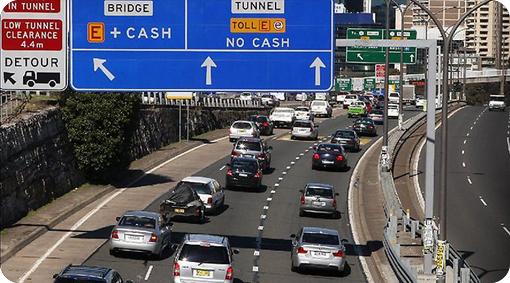 Toll Roads Australia