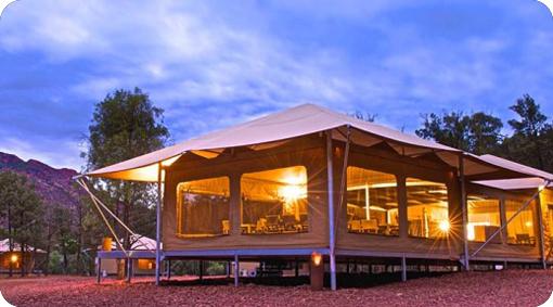 Campsite Australia