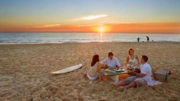 Best surfing beaches in australia