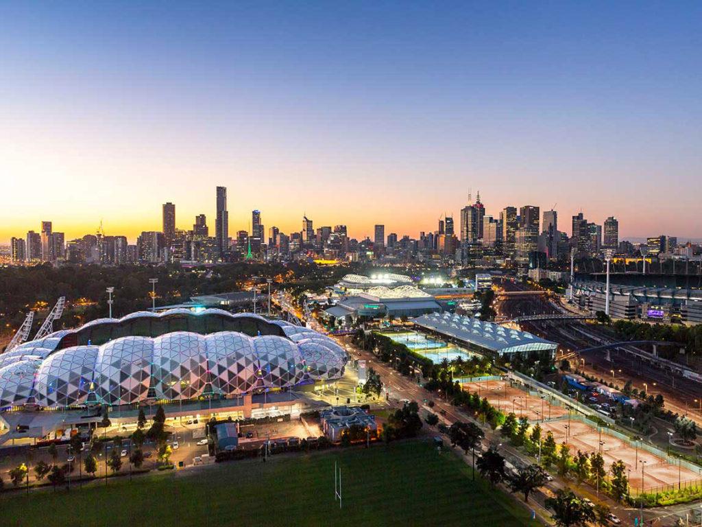 Perth to Melbourne road trip