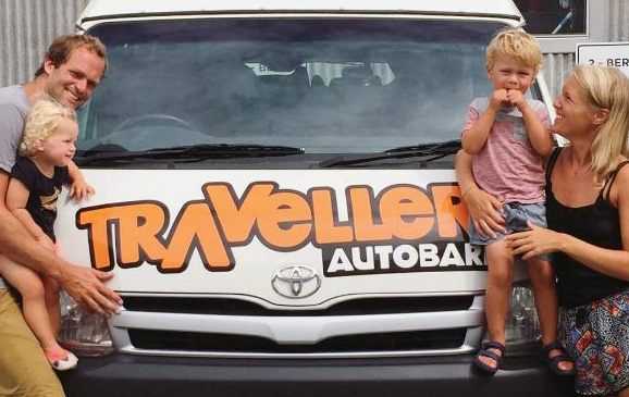 Family Road Trip - Keeping Your Family Safe in Your Campervan