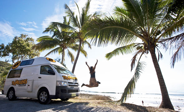 Find Your Next Adventure: Campervan Cairns Daytrips