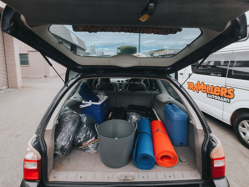 top tips for first time stationwagon renters
