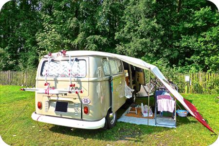 Campervan Camping