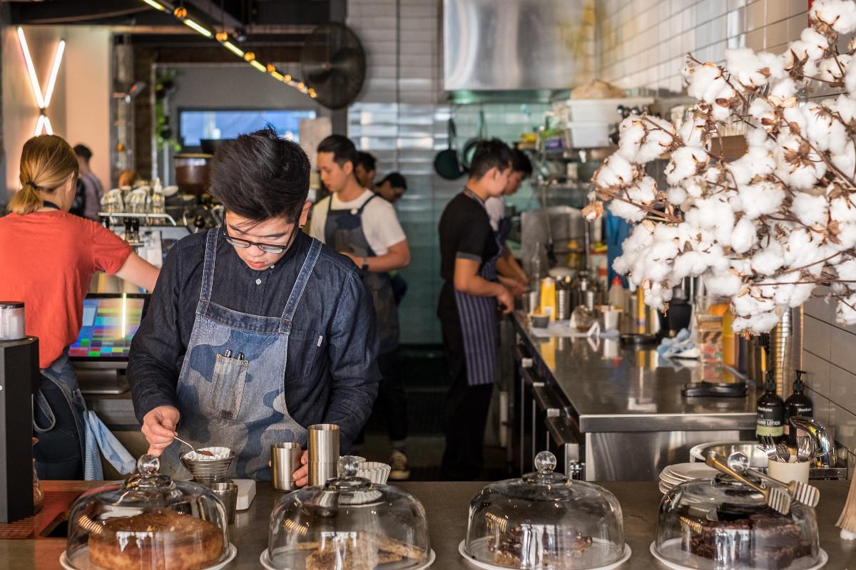 sydney cafe culture