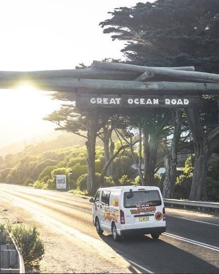 Great Ocean Road road trip