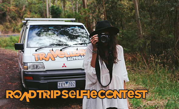 Road Trip Selfie Photo Competition - WIN $250
