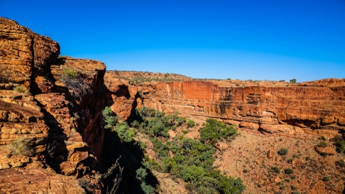 Kings Canyon Walk NT